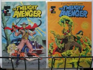 TWILIGHT AVENGER (EL) 1-2 THE SET!