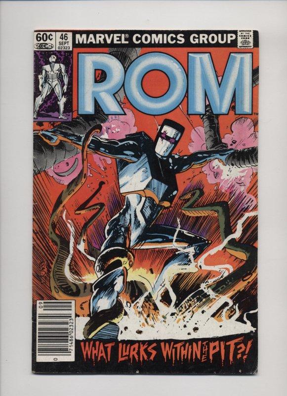 Rom #46 (1983)
