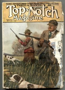 Top-Notch Pulp October 10 1914- William Wallace Cook RCMP