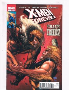 X-Men Forever 2 # 7 VF/NM 1st Print Marvel Comic Book Wolverine Cyclops S63