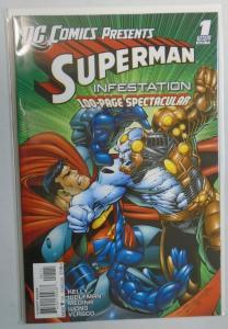 DC Comics Presents Superman Infestation #1, NM (2011)