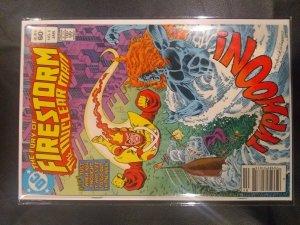 The Fury of Firestorm #8 (1983)