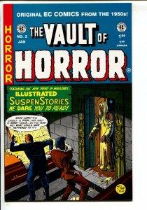 Vault Of Horror-#2-1993- Russ Cochran EC reprint