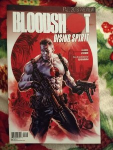 Bloodshot rising spirit 2018 pullbox preview featuring Livewire and Toyo Harada
