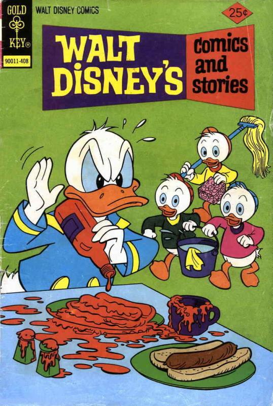 Walt Disney's Comics and Stories #407 VF/NM; Dell | save on shipping - details i