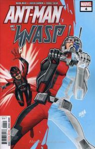 Ant-Man And the Wasp #4 VF/NM; Marvel | save on shipping - details inside