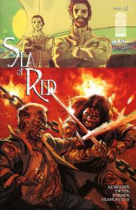 Sea of Red #13 VF/NM; Image | save on shipping - details inside