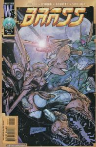 Brass (WildStorm) #5 VF/NM; WildStorm | save on shipping - details inside