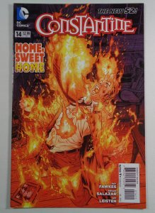 Constantine #14 VF (2014)