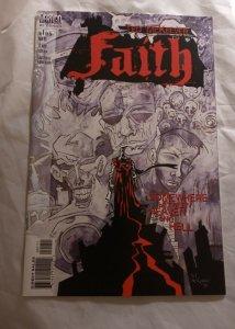 TED McKEEVER FAITH #1 MATURE 1999 VERTIGO DC COMICS NM