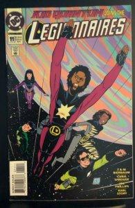 Legionnaires #11 (1994)