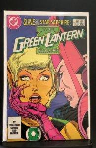 The Green Lantern Corps #213 (1987)