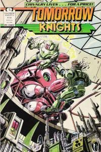 Tomorrow Knights #2, VF- (Stock photo)