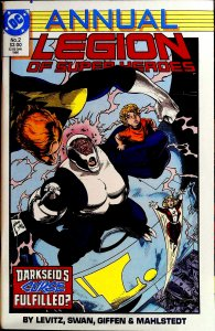 Legion of Super-Heroes Annual #2 (1986)