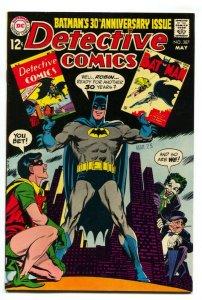DETECTIVE COMICS #387-JOKER/PENGUIN-30TH ANNIVERSARY! VF/NM