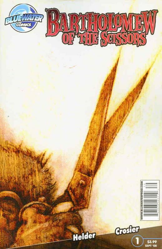 Bartholomew of the Scissors #1 VF/NM; Bluewater | save on shipping - details ins
