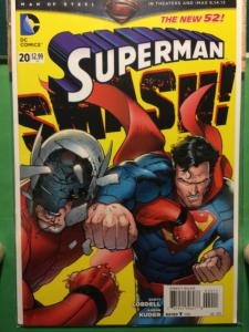 Superman #20 The New 52