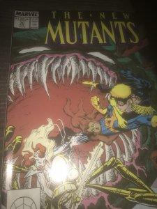 Marvel The New Mutants #70 Mint Hot
