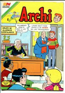 Archi # 2-387 1981-Betty-Veronica-Spanish language-color-VG+