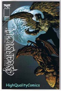 ASCENSION #10, NM+, Dave Finch, Image,  1997, more in store