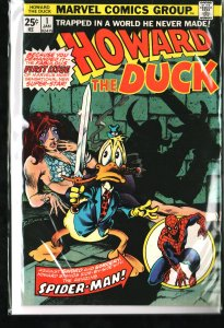 Howard the Duck #1 (1976)