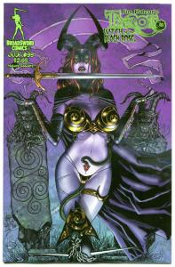 TAROT WITCH of the Black Rose #99, NM, Jim Balent, 2000, Holly Golightly, Sword