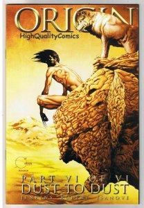 ORIGIN #6, WOLVERINE, NM, Joe Quesada, Kubert, 2001, more in store