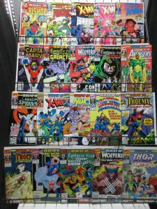 What If (Marvel v2 1989) #5-43 Lot of 24Diff Multiverse Tales! Uatu's Spoils