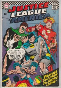 Justice League of America #44 (May-66) FN/VF Mid-High-Grade Justice League of...
