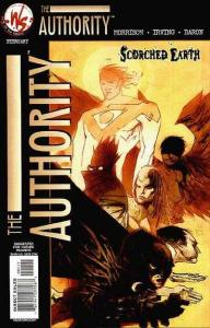 Authority (1999 series) Scorched Earth #1, NM (Stock photo)