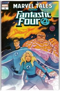 Marvel Tales Fantastic Four #1 Reprints FF #4, #245 & Annual #6 (2019) NM