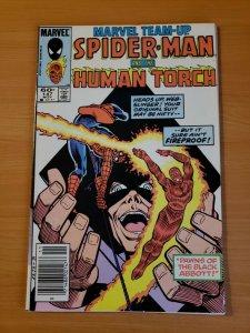 Marvel Team-Up #147 Newsstand Edition ~ NEAR MINT NM ~ 1984 Marvel Comics