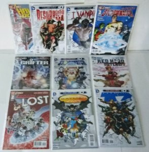 DC Comic Book Lot of (10) Modern Age SEE MORE LOTS ON AUCTION! ID#A86