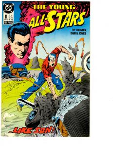 10 The Young All-Stars DC Comic Books #11 12 13 14 15 16 17 18 19 20 Fury BH8