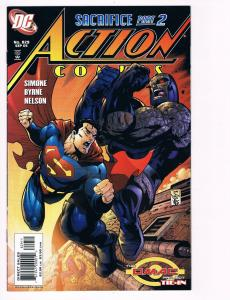 Superman In Action Comics # 829 DC Comic Books Hi-Res Scans Modern Age WOW!!! S3