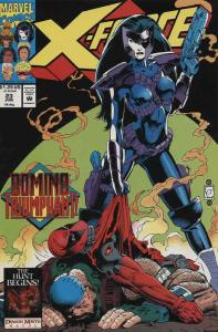 X-Force #23 VF/NM; Marvel | save on shipping - details inside