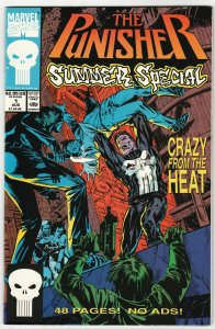Punisher Summer Special #1 (Marvel, 1991) VF