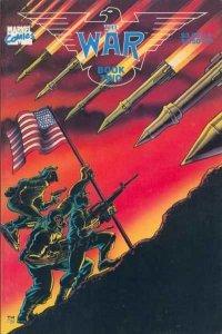 War (1989 series) #2, VF (Stock photo)