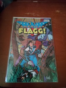 American Flagg! #18 (1985)