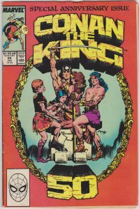 Conan the King #50