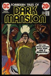 Forbidden Tales of Dark Mansion #9 VF/NM 9.0