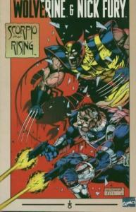 Wolverine (1988 series) Scorpio Rising #1, NM (Stock photo)