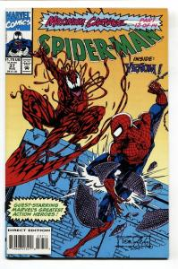 SPIDER-MAN #37-MARVEL COMICS-VENOM-CARNAGE