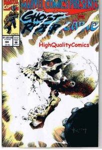 MARVEL COMICS PRESENTS #94, NM+, Sam Kieth, Ghost Rider, Wolverine, more MCP