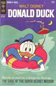 Donald Duck #116 (Nov-67) VF High-Grade Donald Duck