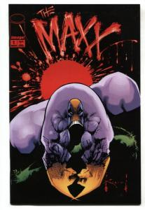 THE MAXX #1 First issue - IMAGE COMICS - HIGH GRADE nm-