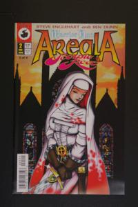 Warrior Nun Areala: Scorpio Rose #2 November 1996. Antarctic