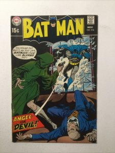 Batman 216 Fine- Fn- 5.5 Dc Comics