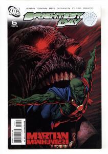 Brightest Day #6-2010 MISS MARTIAN-JOHN JONES DC comic book