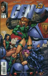 Gen13 #26A VF/NM; Image | save on shipping - details inside
